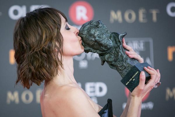 Goya a mejor actriz protagonista