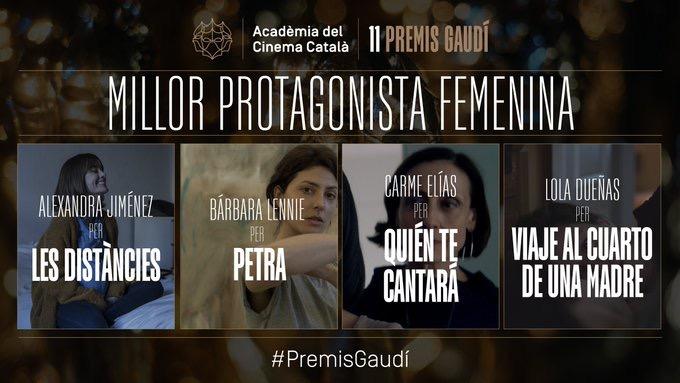 XI Premios Gaudí