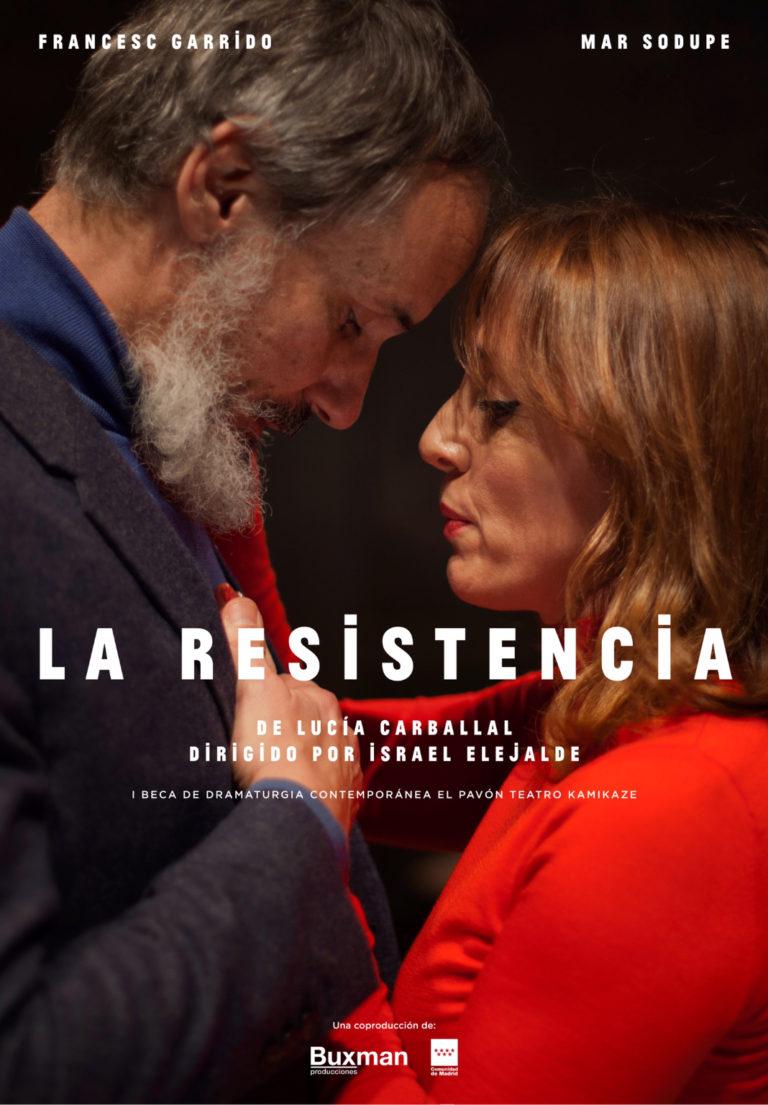 Cartel La resistencia
